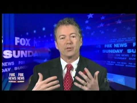 Rand Paul: The Last Two Presidents Could Have Been Put in Jail for Their Drug Use