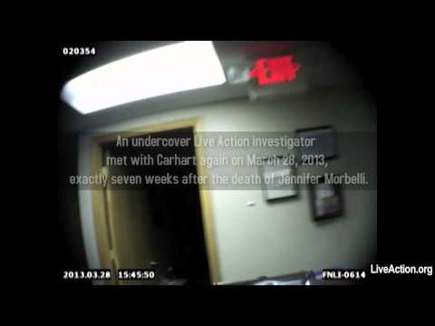 Inhuman: Undercover in America's Late-Term Abortion Industry - Carhart