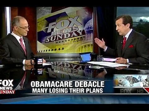 Chris Wallace Pins Down Ezekiel Emanuel on Obamacare Promises in Blistering Argument