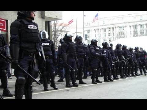 "Congressman Exposes DHS Buildup for CIVIL UNREST & Secret Police Force- ""NOT A CONSPIRACY"""