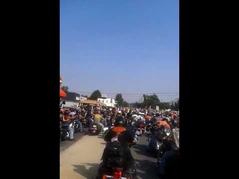 GOP? Can You Hear Us Now?  DC's 2million Biker Ralley - by S O'Brien