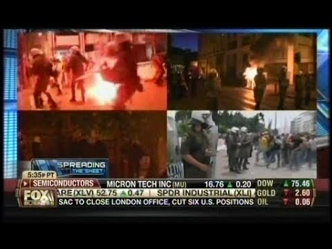 Dept Homeland Security Preparing For Riots On Nov 1 2013 -You Won't Believe Why? - Cavuto
