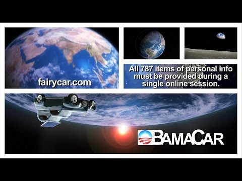 ObamaCar - Unbelievable Never-Before-Seen Video Revealed!