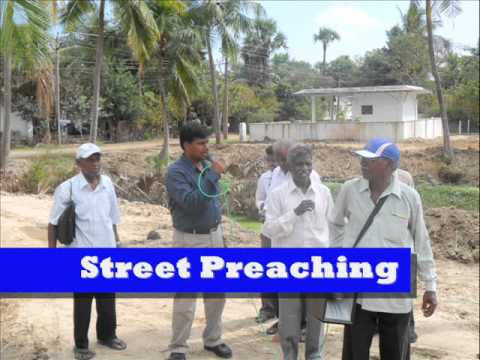 Gospel for unreached rural villages in India