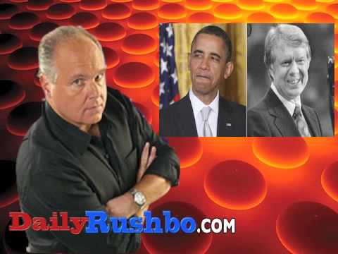 RUSH: Obama Is Jimmy Carter's Second Term