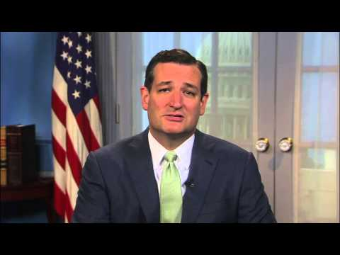 Sen. Ted Cruz: Honoring the Men and Women Who Serve this Armed Forces Day