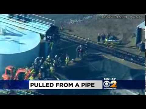 Muslim caught at New Jersey water treatment plant