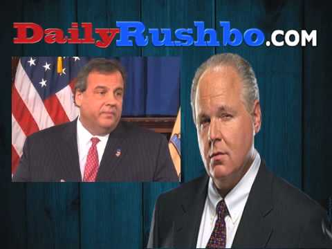 RUSH: If Christie Only Learned Of Emails Yesterday, Why Couldn't He Sleep Two Nights Ago?