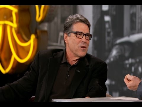 Governor Rick Perry on Jimmy Kimmel Live PART 1