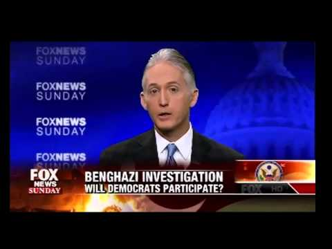 Trey Gowdy on Fox Sunday. The Full Video