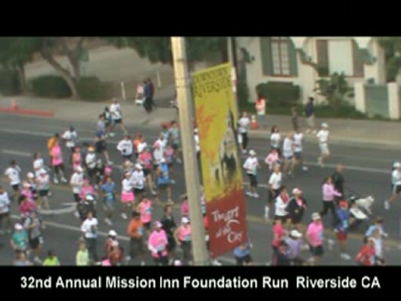 32nd Mission Inn Foundation Run