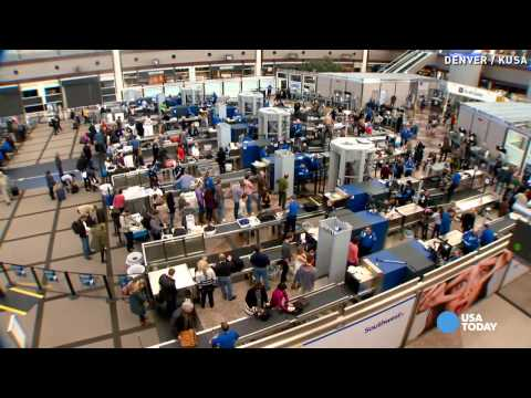 TSA agents fired for conspiring to fondle passengers
