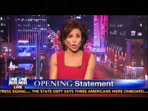 Judge Jeanine's Opening Statement 3-8-14