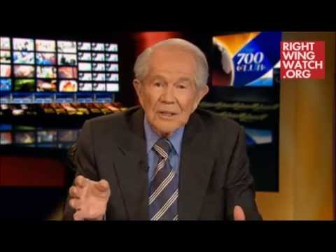 RWW News: Robertson On Stoning Gays; Satan Leads Gay Rights Movement