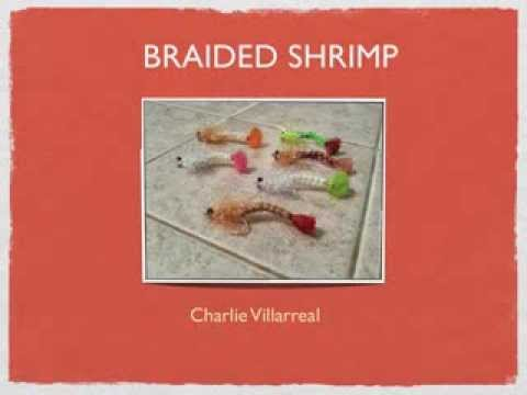 Charlie's Braided Shrimp