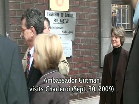 Embassy PA - Charleroi Visit - 09/30/09