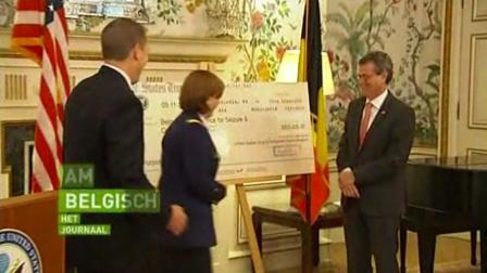 VRT $800,000 Reward for Belgian Police