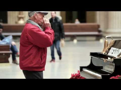Chicago's Magical Piano