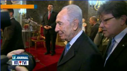 RTL/TVi Shimon Peres