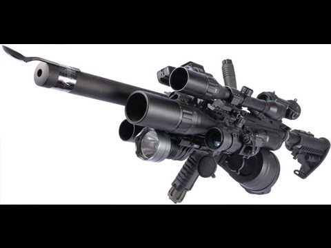 "Hillarious - ""Optic Thunder""M4"