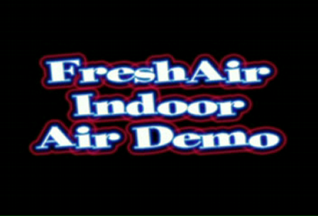 FreshAir Indoor Quality Demo