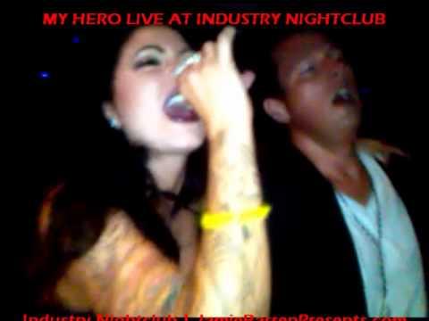 KIIS FM Breakout Stars My Hero performs at Industry Nightclub