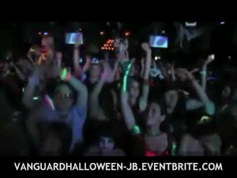 Sophie Dee Vanguard Hollywood 2012 Halloween w/Dj Vice