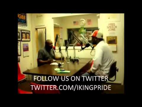 IKING ADDRESSES ISSUES IN HIP HOP WITH DJ BIG CAL