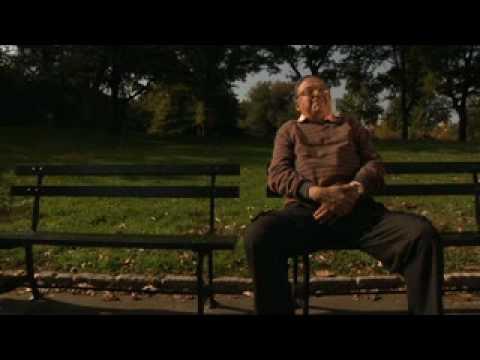 Kiran as elderly comedic character