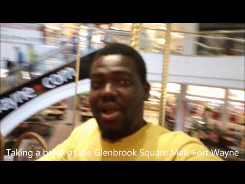 Midwest's Finest on Location: Breaking from 2013 GearFest at Glenbrook Square Shopping Mall