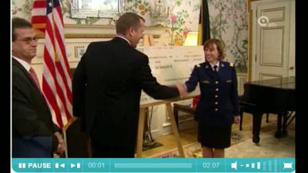 ATV $800,000 Reward for Belgian Police