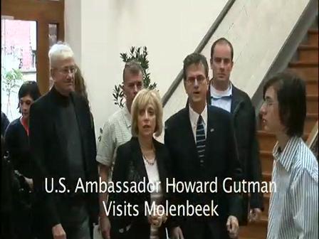 Embassy PA - Molenbeek Visit - 10/03/09