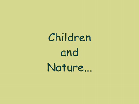 Children and Nature