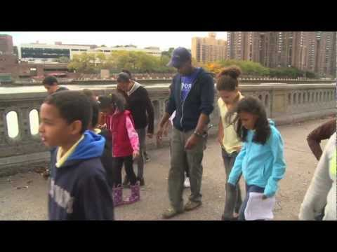 NYRP Educates Youth About Nature in their Neighborhood