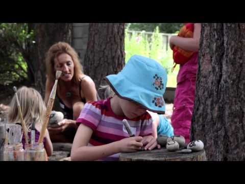 Connecting Children With Nature Workshops for Educators