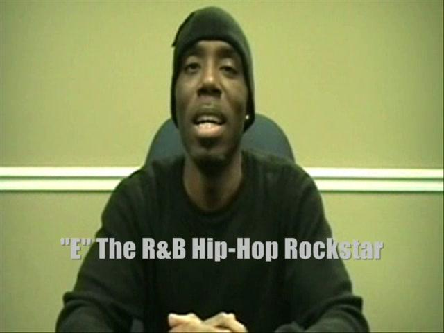"""E"" The R&B Hip-Hop Rockstar: Building a Band"