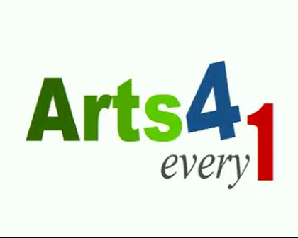 Launch of the 2007 Arts4every1 Booklet