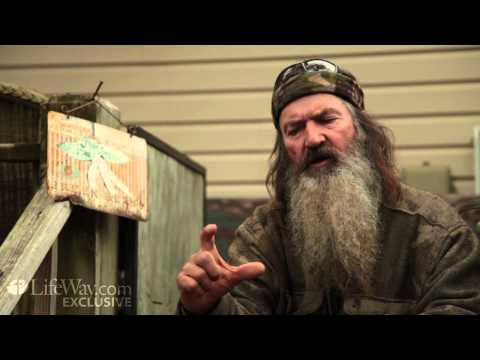 Duck Commander Phil Robertson - How It All Started