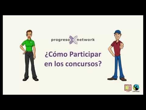 Guía para Participar en Concursos de la Red ProgresoNetwork