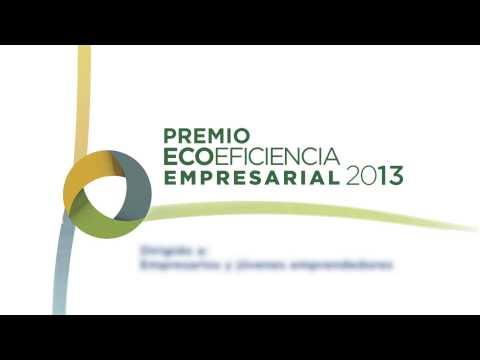 Premio ECOEFICIENCIA EMPRESARIAL 2013