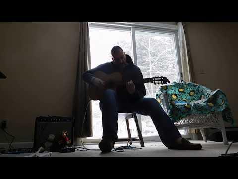 White Christmas arrangement by Ian C. Bouras