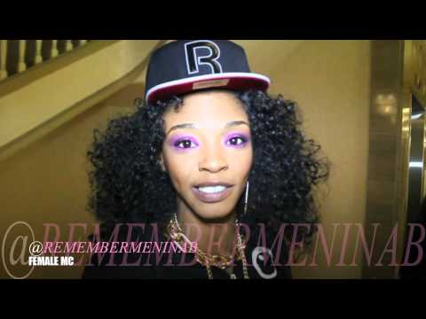FEMALE MC: @RememberMeNinaB INTERVIEW