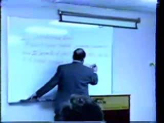 David Grossack Teaching Pro-Se Concepts