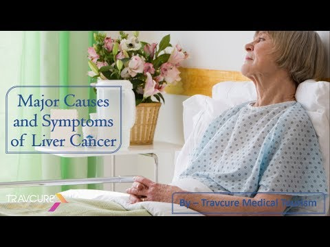 Major Causes and Symptoms of Liver Cancer