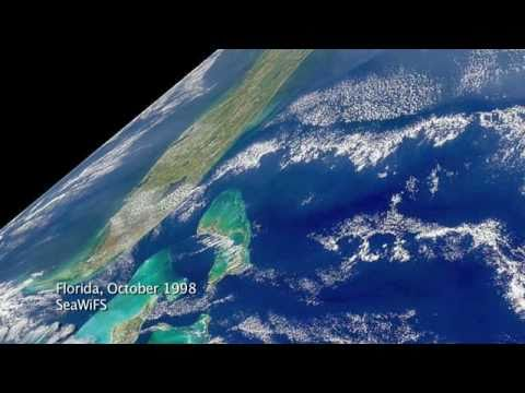 Earth: The Water Planet (NASAEarthObservatory)