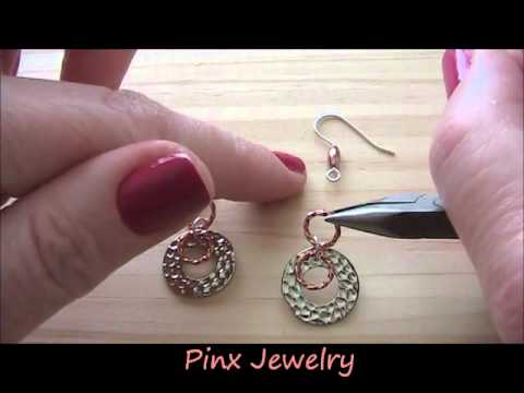Pinx Jewelry Design 2 in Copper Series Tutorial