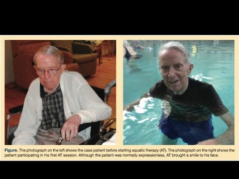 Aquatic Therapy and Alzheimer's. Inertia Therapy Services