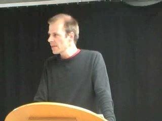 Grundeinkommen - Vortrag von Frank Thomas
