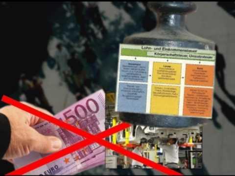 Finanz- und Wirtschaftssystem vs. Grundeinkommen & Konsumsteuer