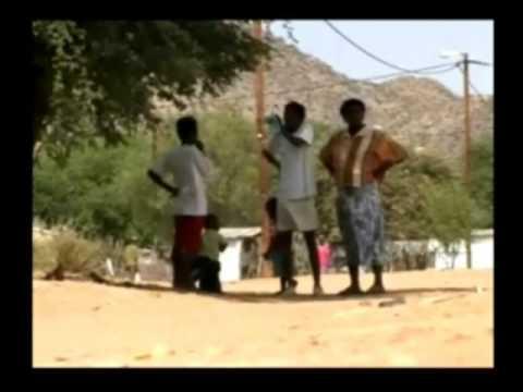 Geschenktes Geld in Otjivero (Namibia)